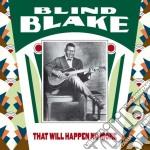 (LP VINILE) That will happen no more lp vinile di Blind Blake