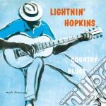 (LP VINILE) COUNTRY BLUES                             lp vinile di LIGHTNIN'HOPKINS