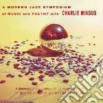 (LP VINILE) MODERN JAZZ SYMPOSIUM OF MUSIC AND POETR lp vinile di Charles Mingus