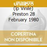 (LP VINILE) PRESTON 28 FEBRUARY 1980 lp vinile di JOY DIVISION