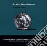 Serafino Sabatini Quintet - A Very Far Place cd musicale di SERAFINO SABATINI QU