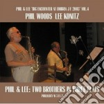 Phil Woods & Lee Konitz - Two Brothers Three Flats cd musicale di WOODS/KONITZ