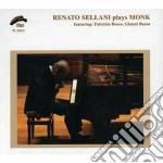 Renato Sellani - Plays Monk cd musicale di SELLANI RENATO TRIO