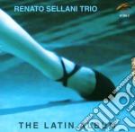 Renato Sellani Trio - The Latin Album cd musicale di RENATO SELLANI TRIO