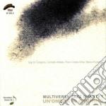 Multiverse Jazz Quartet - Un'ombra In Cammino cd musicale di MULTIVERSE JAZZ QUAR