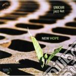 Unicam Jazz Quartet - New Hope cd musicale di Unicam jazz quartet