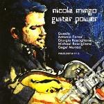Nicola Mingo - Guitar Power cd musicale di MINGO NICOLA