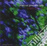 Marcos Jimenez Trio - Song For The Trees cd musicale di JIMENEZ MARCOS TRIO
