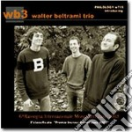 Walter Beltrami Trio - Wb3 cd musicale di BELTRAMI WALTER TRIO