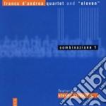 Franco D'Andrea - Combinazione 1 cd musicale di Franco D'andrea