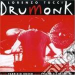 Lorenzo Tucci - Drumonk cd musicale di Lorenzo Tucci