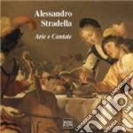 Stradella Alessandro - Cantate Ed Arie: Ombre,voi Che Celate, Dentro Bagno Fumante, Sovrana Candido cd musicale di Alessandro Stradella