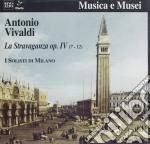 Vivaldi Antonio - Concerto X Vl N.7 > N.12 Op.iv