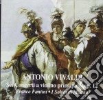 Vivaldi Antonio - Concerto X Vl N.1 > N.6 Op.xii cd musicale di Antonio Vivaldi