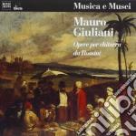 Giuliani Mauro - Rossiniana X Chit N.1 Op.119, Sinfonia Cenerentola, Semiramide,  - Scattolin Massimo  Ch cd musicale di Mauro Giuliani