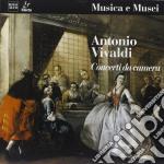 Vivaldi Antonio - Concerto Da Camera Rv 84, 103, 91, 106,100, 96 Fxii cd musicale di Antonio Vivaldi