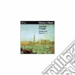 Vivaldi Antonio - Sonata A Tre X 2 Vl E Vlc N.1 > N.6 Op.i cd musicale di Antonio Vivaldi