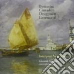 Bottesini Giovanni / Cimador Giambattista - Tarantella X Cb E Archi  - Interpreti Veneziani  /gianni Amadio Cb. cd musicale di Giovanni Bottesini