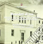 Inediti Dalla Biblioteca Comunale Di Treviso Di Toniolo, Crescentini, Pavesi, /daniela Benori, Soprano - Enza Ferrari Pf cd musicale