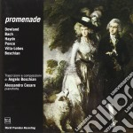 Boschian Angelo - Promenade  - Cesaro Sandro  Pf cd musicale di Angelo Boschian