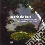 Krommer Franz - Espirit Du Bois  - Dioni Gianluca  Ob/trio Esprit Du Bois - Fabio Paolo Rizzi, Oboe  Sandro Caldini, Corno Inglese cd musicale