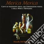Merica Merica cd musicale