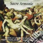 Sacre Armonie, Musica Sacra Per Coro E Organo cd musicale
