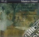Musica Per Flauto Solo /enzo Caroli, Flauto Con Testata In Legno cd musicale