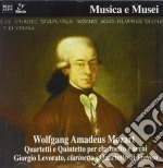 Mozart Wolfgang Amadeus - Quintetto X Clar E Archi K 581, Quartetto X Clar E Archi K 317d, K 374f cd musicale di Wolfgang Amadeus Mozart