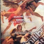 Tartini Giuseppe - Piccole Sonate Autografe X Vl E Vlc: Dalle 26 Sonate N.1 > N.9  - Guglielmo Giovanni  Fl./antonio Pocaterra Vlc - cd musicale di Giuseppe Tartini