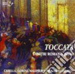 Toccata /dimitri Romano Pianoforte cd musicale