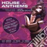 HOUSE ANTHEMS WINTER 2009/2010 cd musicale di ARTISTI VARI