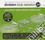 D:vision club session 24 cd musicale di Artisti Vari