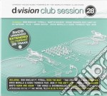 D:vision club session 28 cd musicale di Artisti Vari