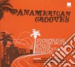 PANAMERICAN GROOVES cd musicale di ARTISTI VARI