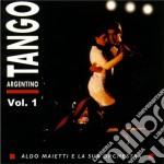 Aldo Maietti E La Sua Orchestra - Tango Argentino Vol. 1 cd musicale