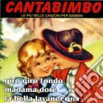 Cantabimbo cd musicale di Artisti Vari