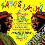 Sabor Latino cd musicale di Artisti Vari