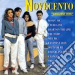 Novecento - Greatest Hits cd musicale di Novecento