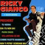 Ricky Gianco - I Successi cd musicale di Ricky Gianco