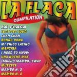 La flaca compilation cd musicale di Artisti Vari