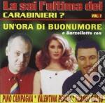 Pino Campagna Franco Guzzo Valentina Persia - Un'Ora Di Buonumore E Barzellette V. 1 cd musicale