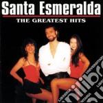 Santa Esmeralda - The Greatest Hits cd musicale di Esmeralda Santa