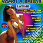 Vamos A Bailar Latino Compilation cd musicale di Artisti Vari