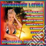 Numberone latina cd musicale