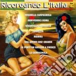 Ricordando L'Italia cd musicale di Artisti Vari