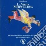 LA VISITA MERAVIGLIOSA cd musicale di Nino Rota