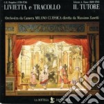 Pergolesi Giovanni B. - Livietta E Tracollo cd musicale di PERGOLESI GIOVANNI B