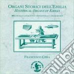 ORGANI STORICI DELL'EMILIA cd musicale
