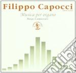 Capocci Filippo - Musica Per Organo cd musicale di Filippo Capocci